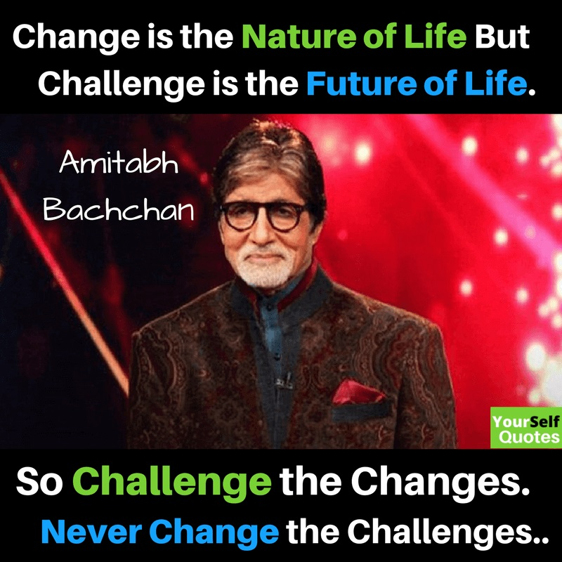 Amitabh Bachchan Quotes images Pictures