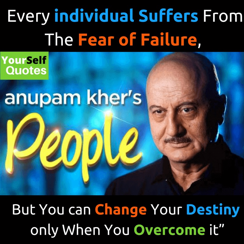 Anupam Kher Quotes Images