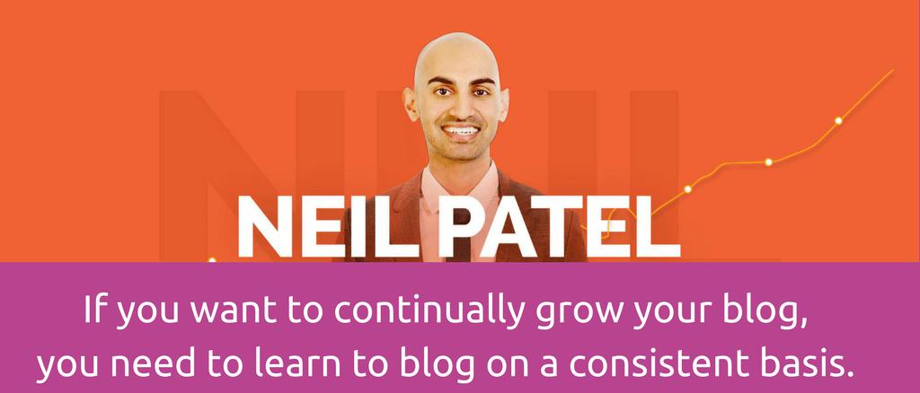 Kutipan Neil Patel