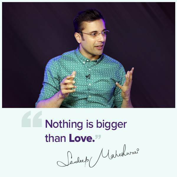 Sandeep Maheshwar Thought Images
