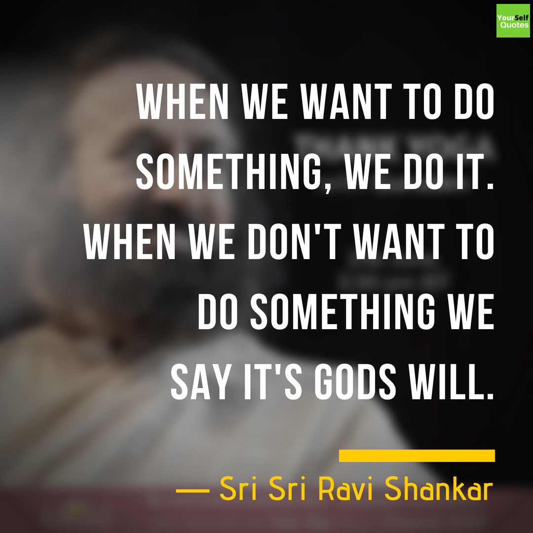 Ravi Shankar Thoughts Words
