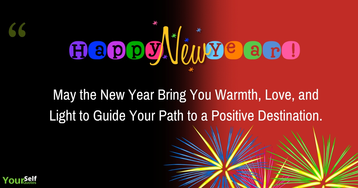 happy new year images message