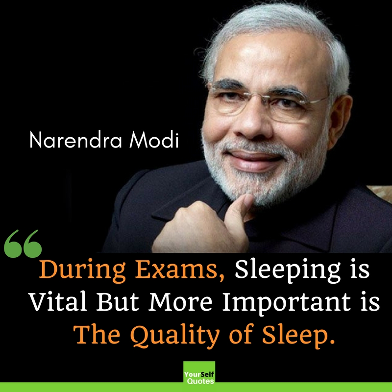 Narendra Modi Quotes for Students