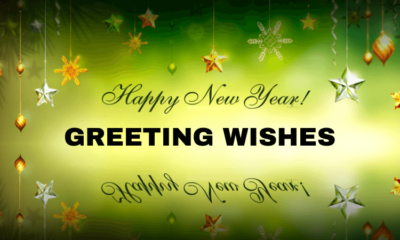 all posts tagged new year greetings message