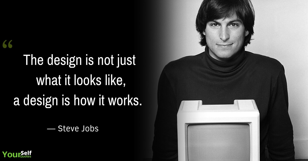 Steve Jobs Quote on Work