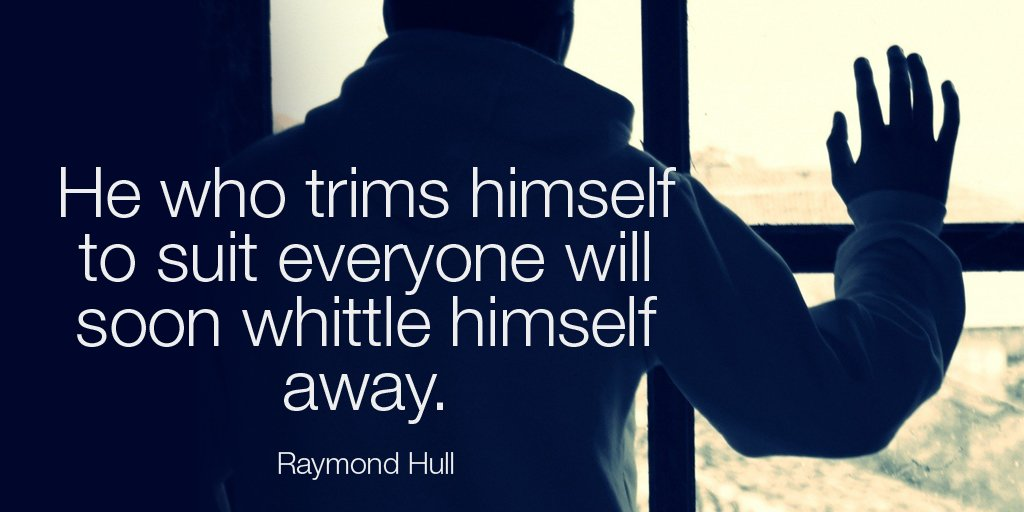 Raymond Hull Quotes