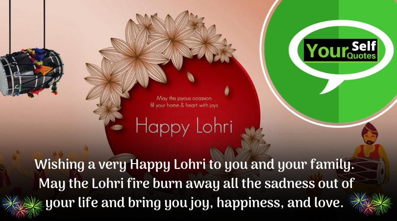 Happy Lohri Wishes Images