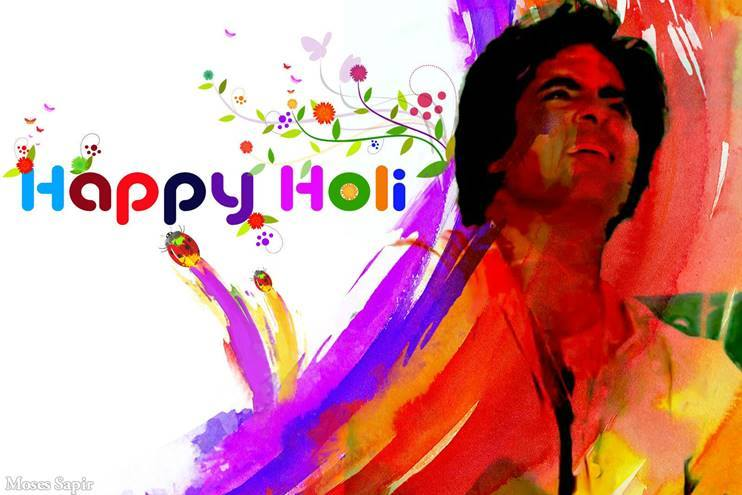 Holi HD Photo Download