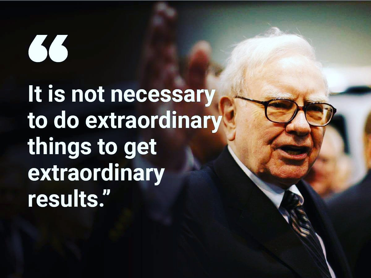 warren buffett quotes wallpaper