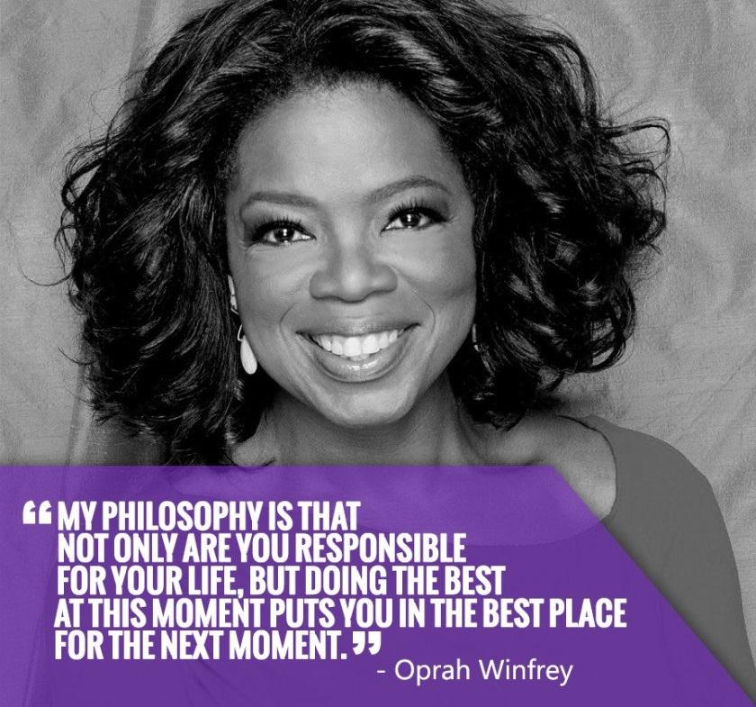 Kutipan Oprah Winfrey untuk Menginspirasi