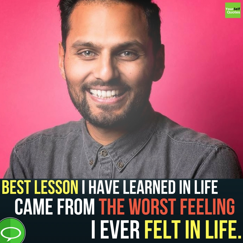 Jay Shetty Quotes On Life