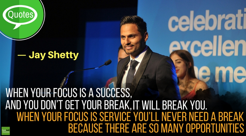 Jay Shetty Quotes Success Stories That Will Inspire You For Life