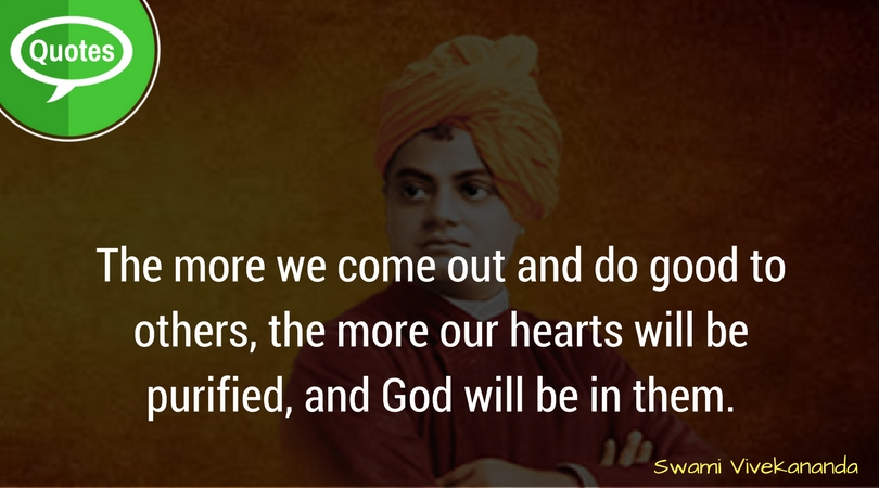 Swami Vivekananda Thoughts and Quotes