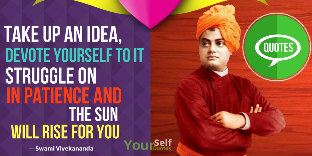 Thoughts of Swami Vivekananda