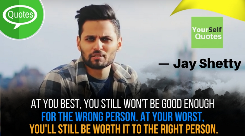 Words of Jay Shetty Quotes