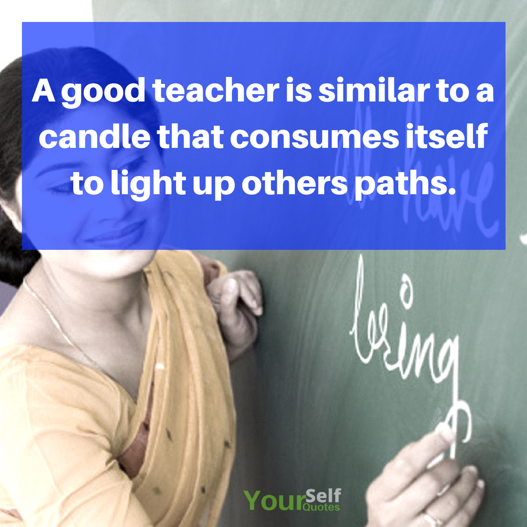 Best Happy Teachers Day Quotes