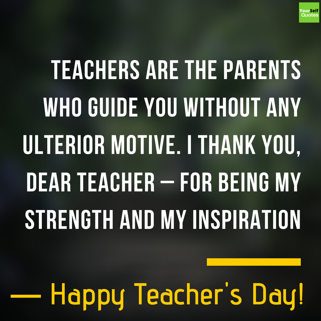2019 Happy Teachers Day Quotes Wishes Messages Speech Essay And