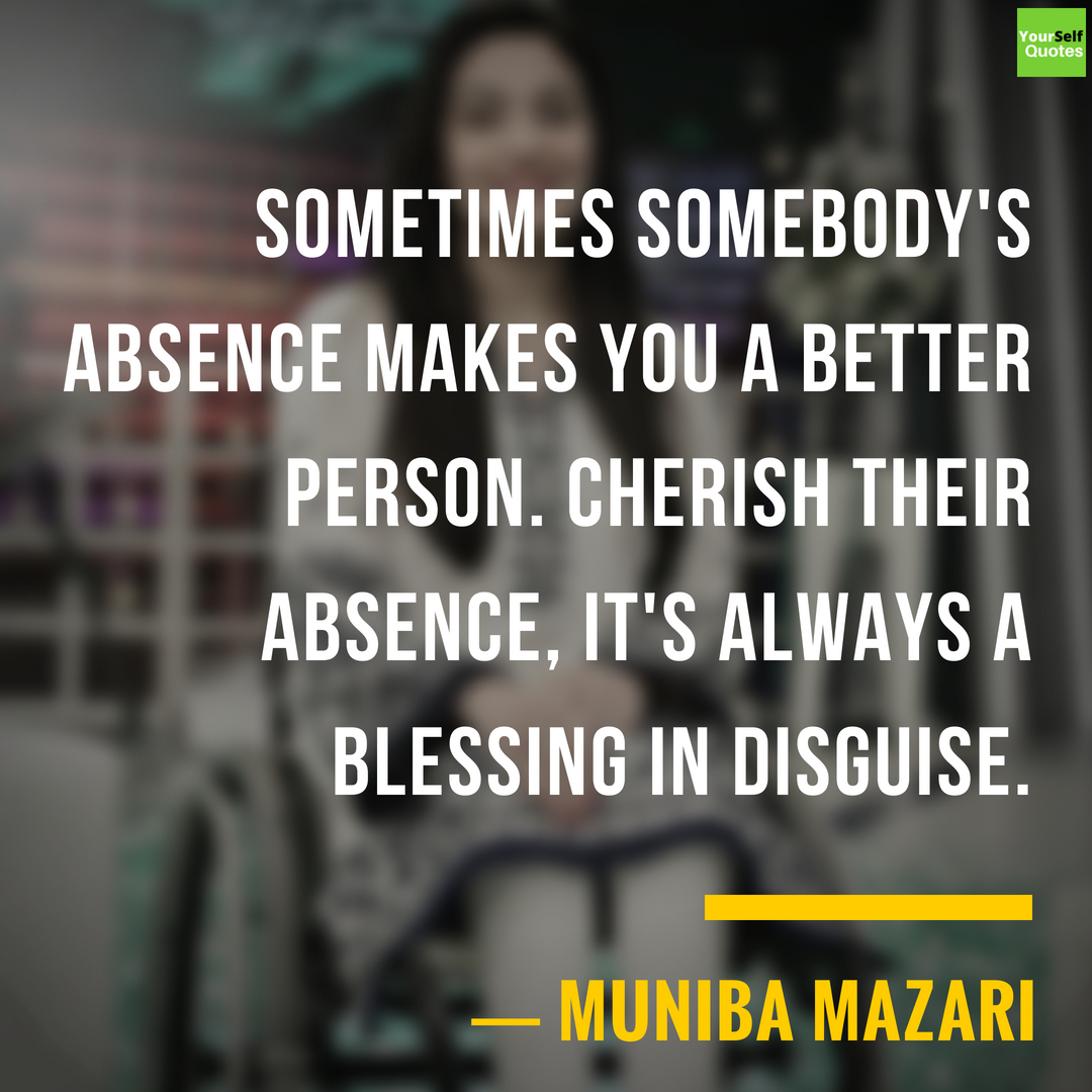 Muniba Mazari Images Quotes