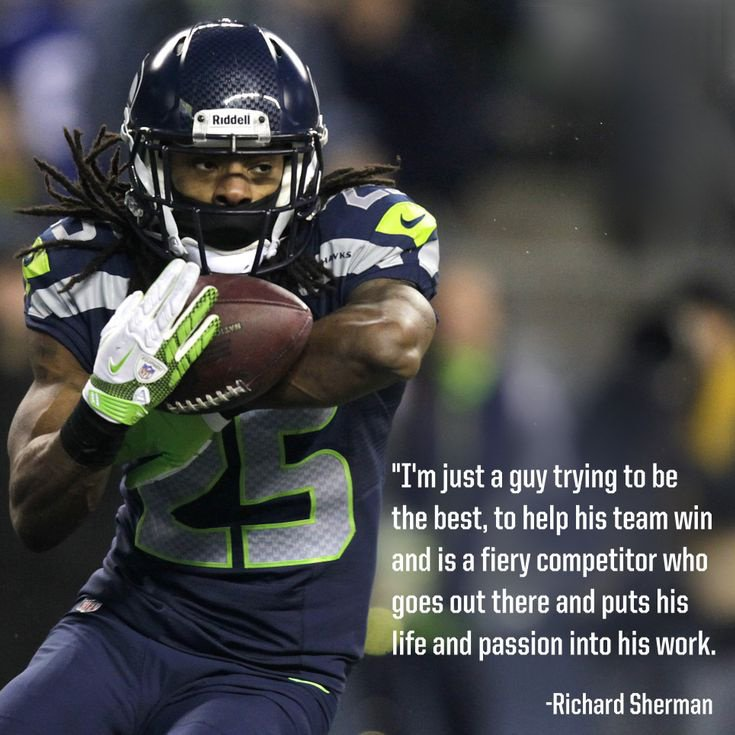 Richard Sherman Quotes