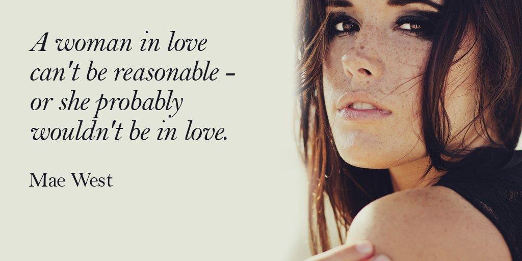 Seorang wanita Kutipan Cinta