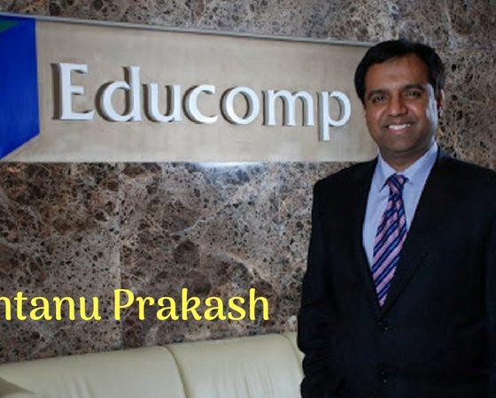 Shantanu Prakash - Educomp Solutions