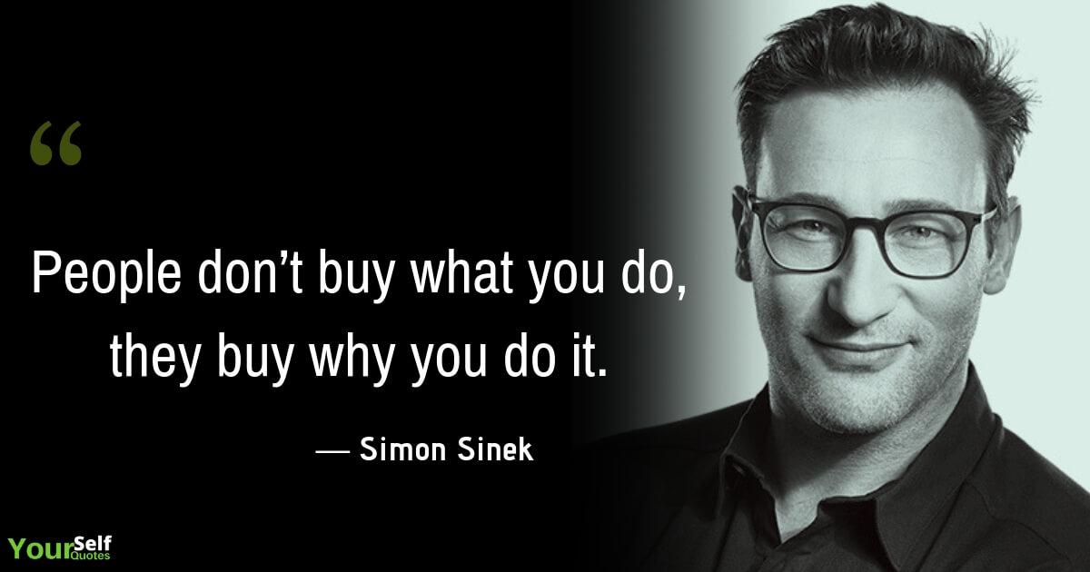 Simon Sinek Quotes Photos