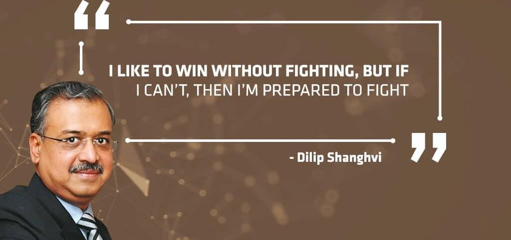 Dilip Shanghvi Entrepreneur Quotes