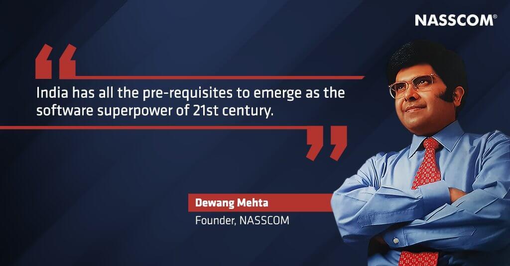Nasscom Dewang Mehta Entrepreneur Quotes