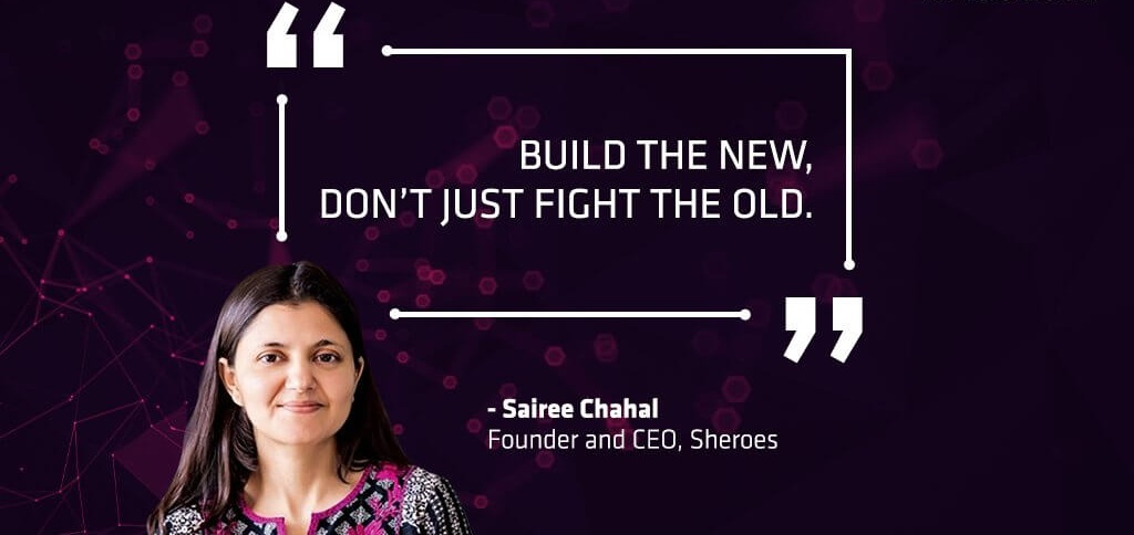 Sairee Chahal Entrepreneur Quotes