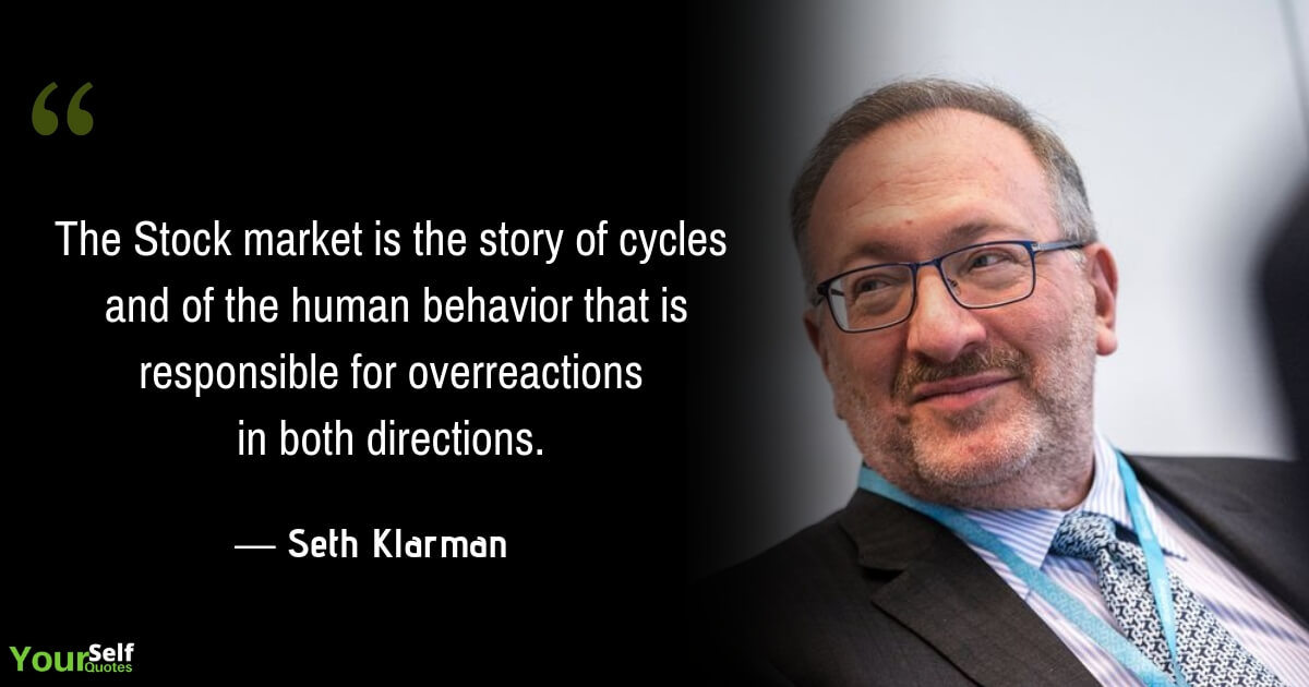 Seth Klarman Stock Market Quotes