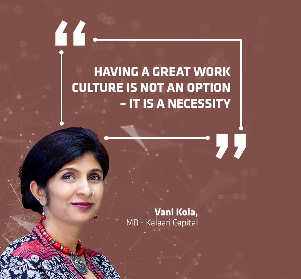 Vani Kola Entrepreneur Quotes