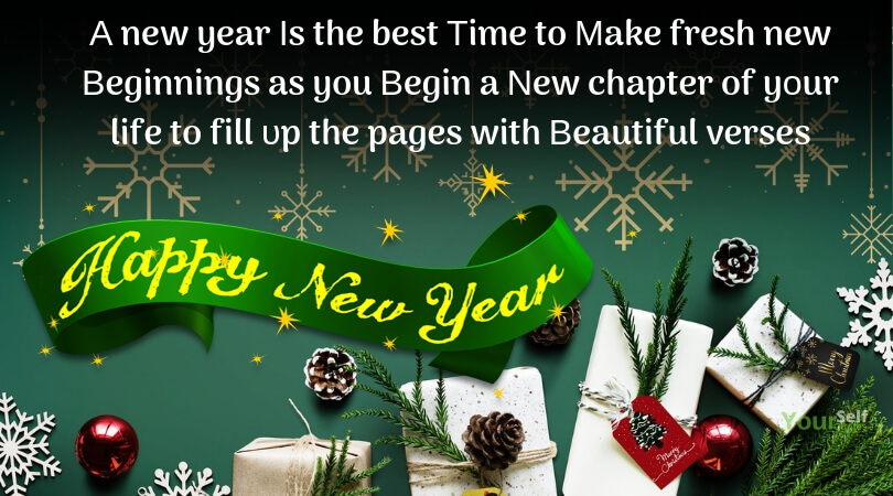 Best New Year Greeting Photos