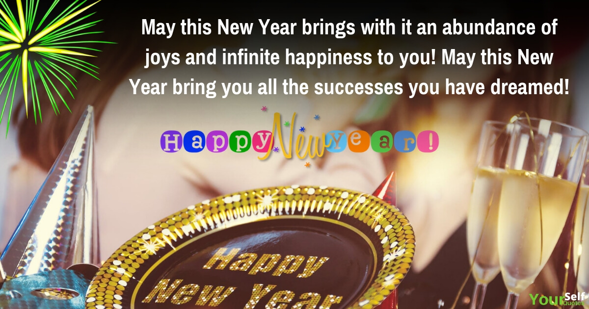 Wish You a Happy New Year Imges