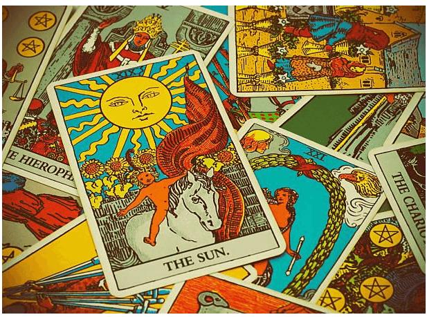 Tarot Cards Imagea