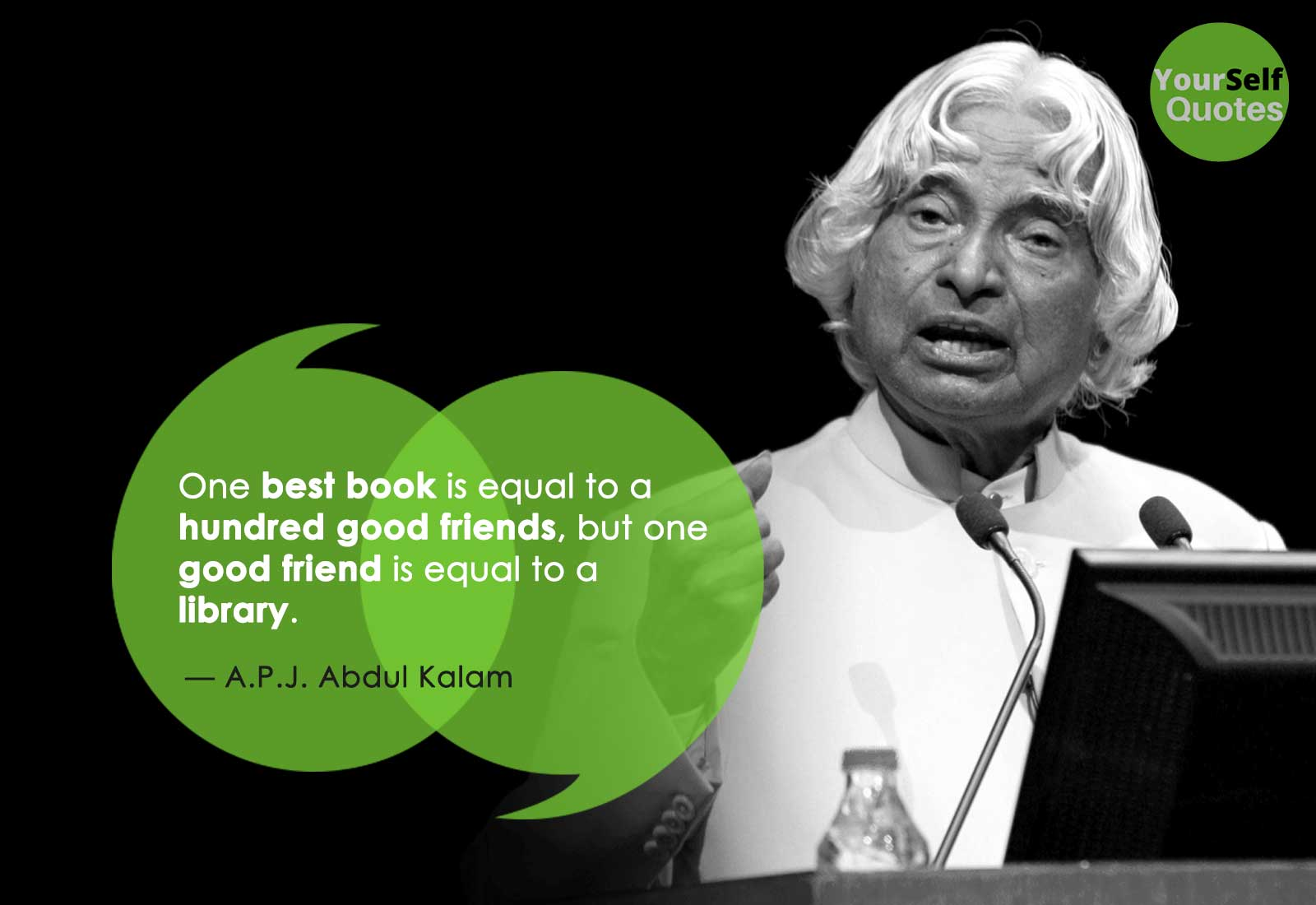 Inspiring Quotes Of APJ Abdul Kalam