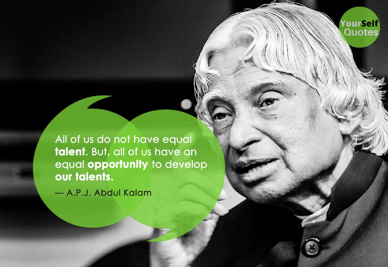 thoughts of apj abdul kalam