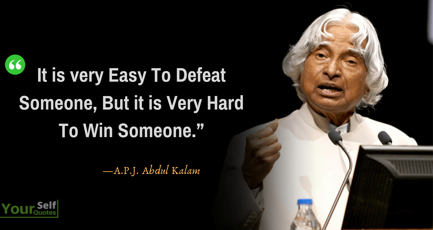 Hard Work Quotes by APJ Abdul Kalam