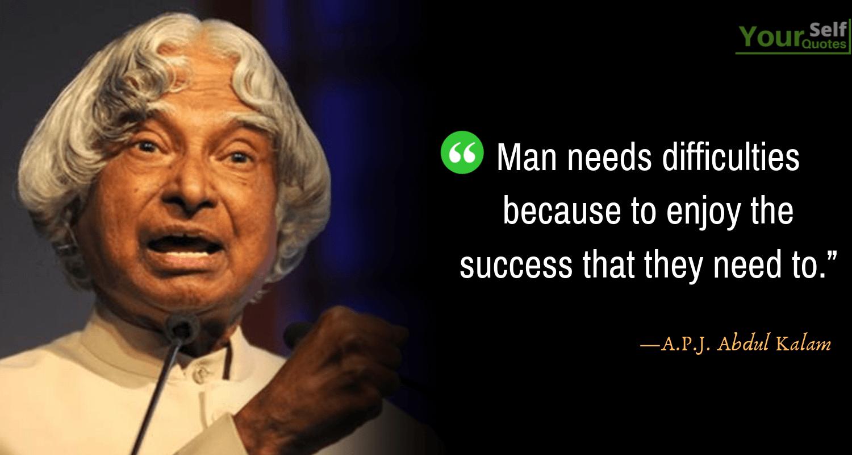 Abdul Kalam Quotes