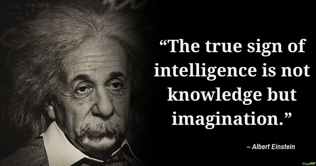 Albert Einstein Quotation