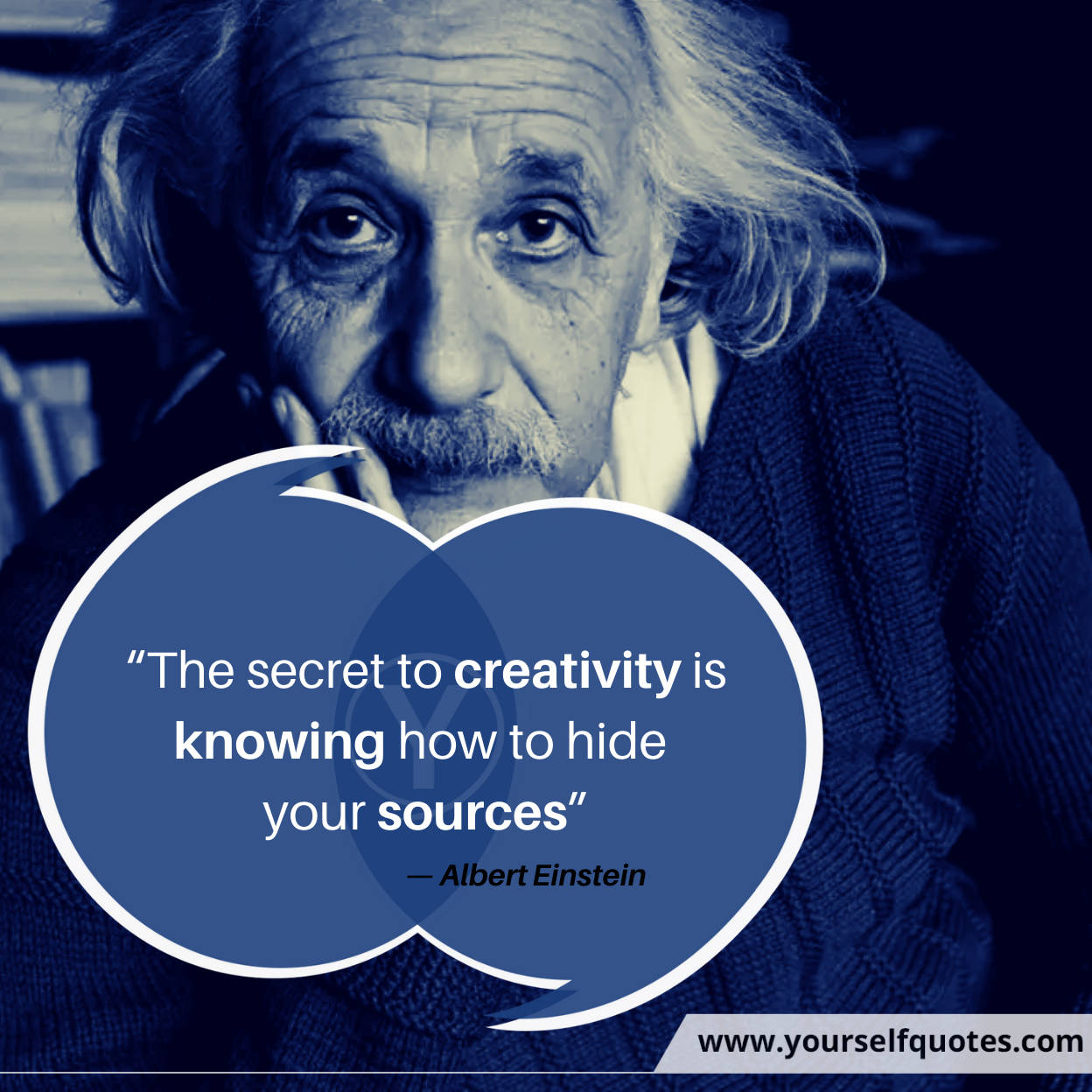 Albert Einstein Quotes for Creativity