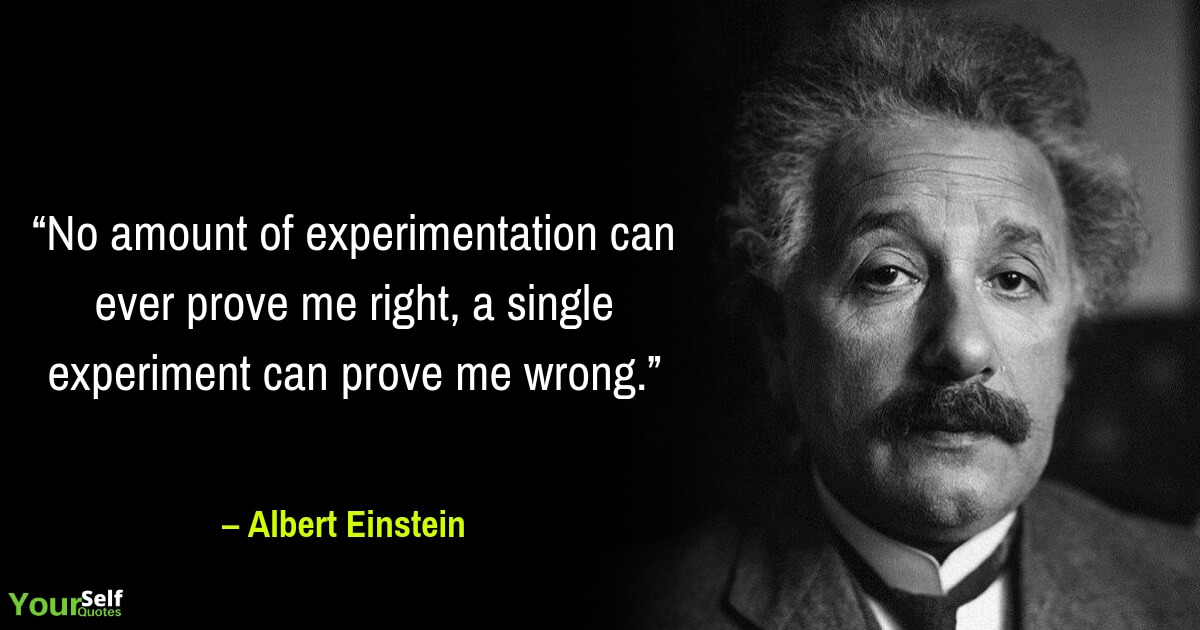 Albert Einstein Thoughts Images