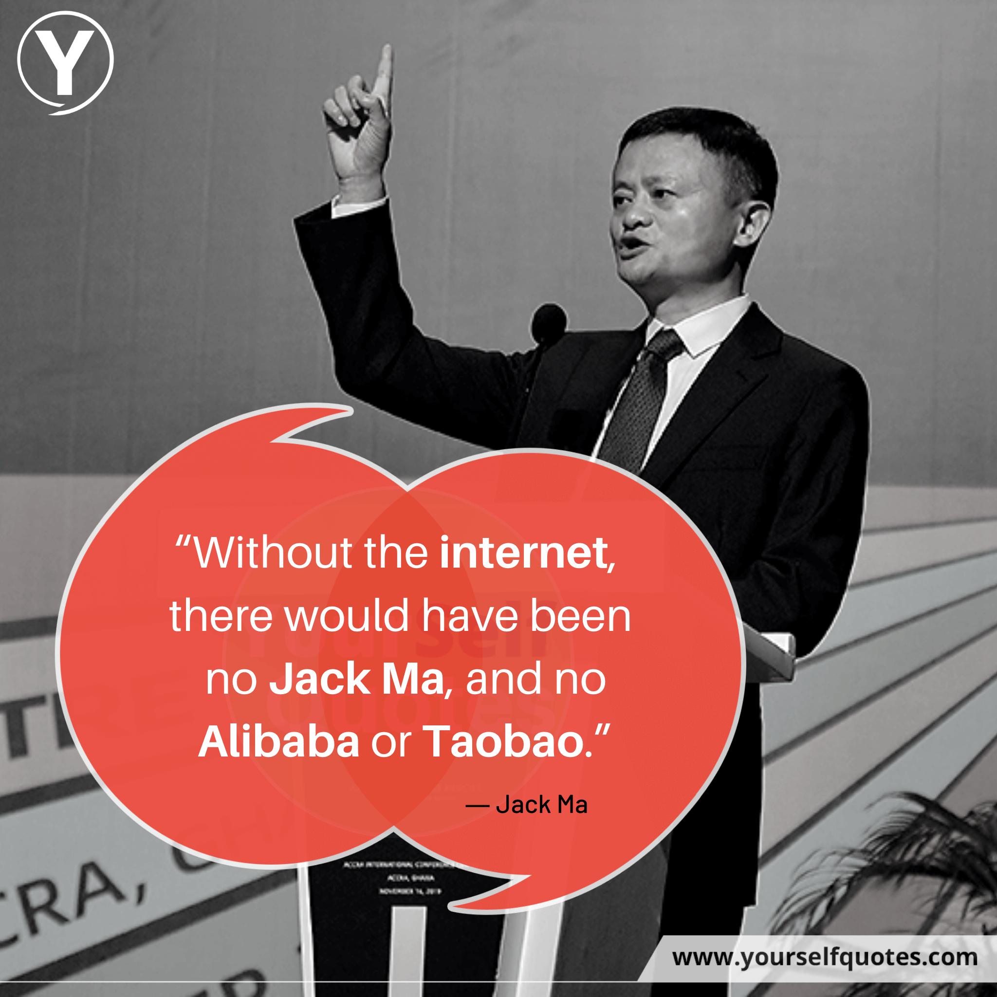 Kutipan Alibaba Jack Ma