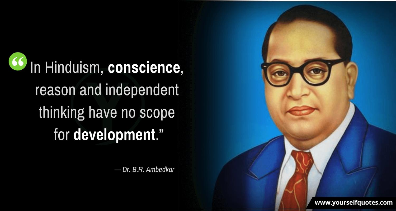 Kutipan Hati Nurani Ambedkar