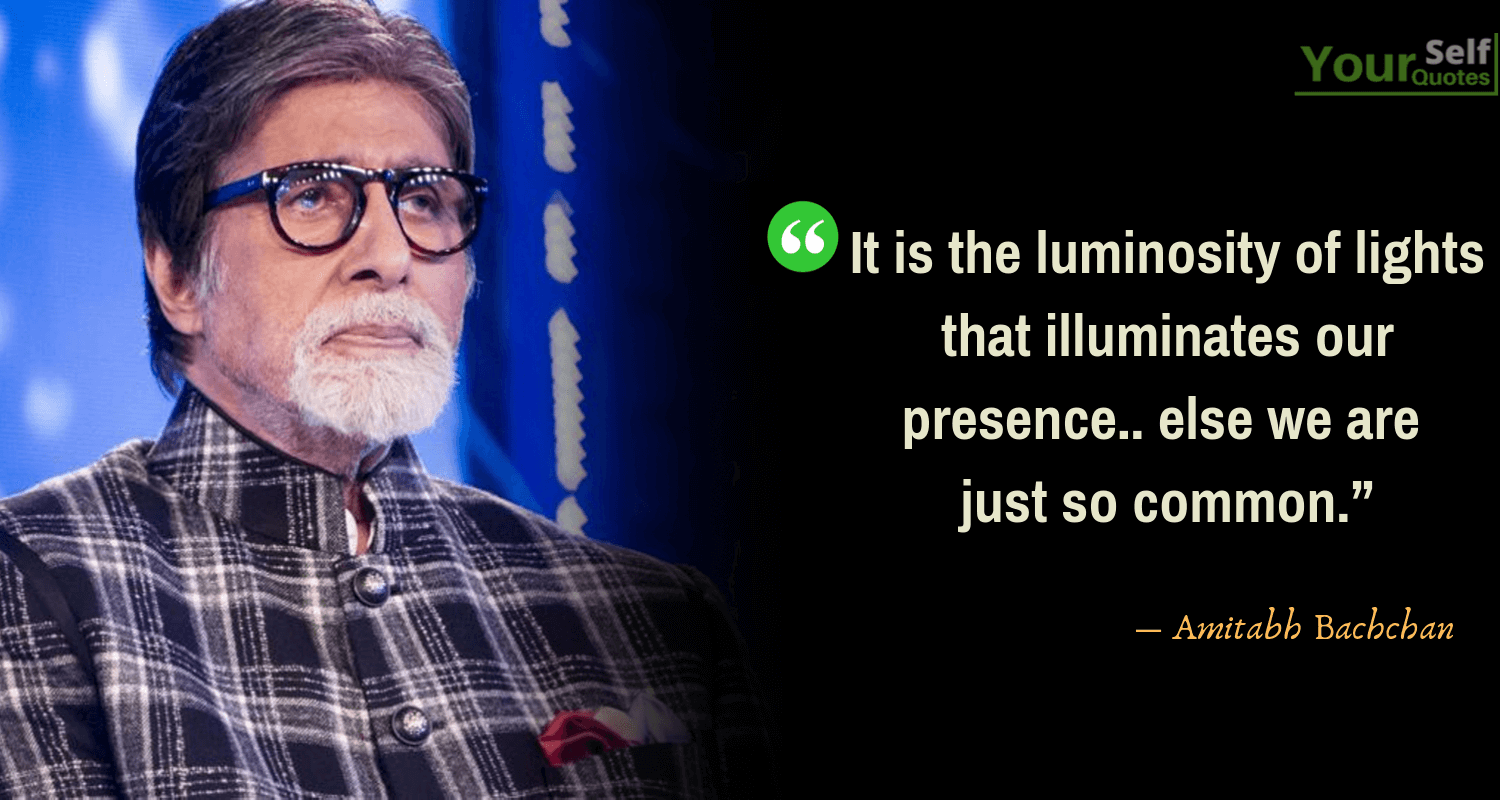 amitabh bachchan motivational quotes status