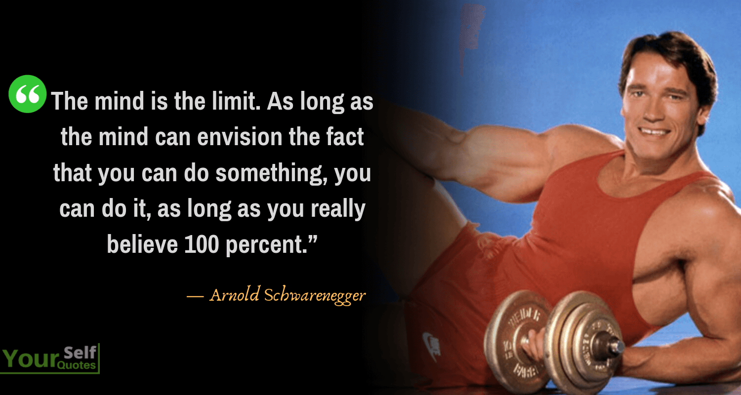 Quotes by Arnold Schwarenegger