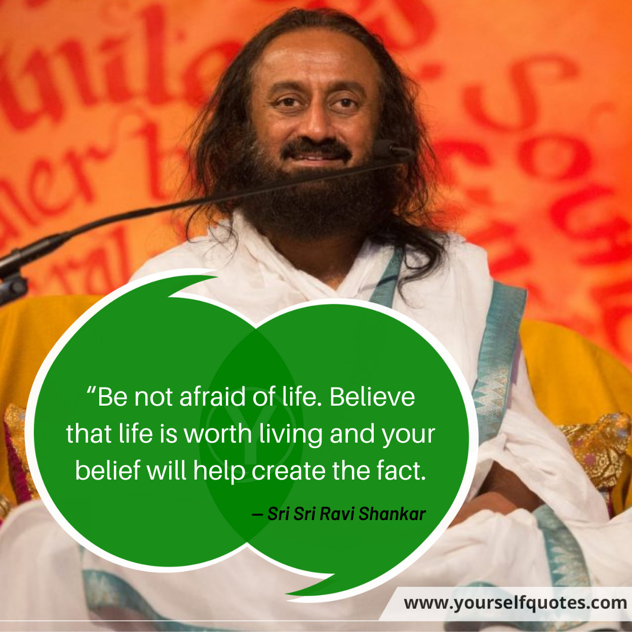 Art of Living Quote By Sri Sri Ravi Shankar