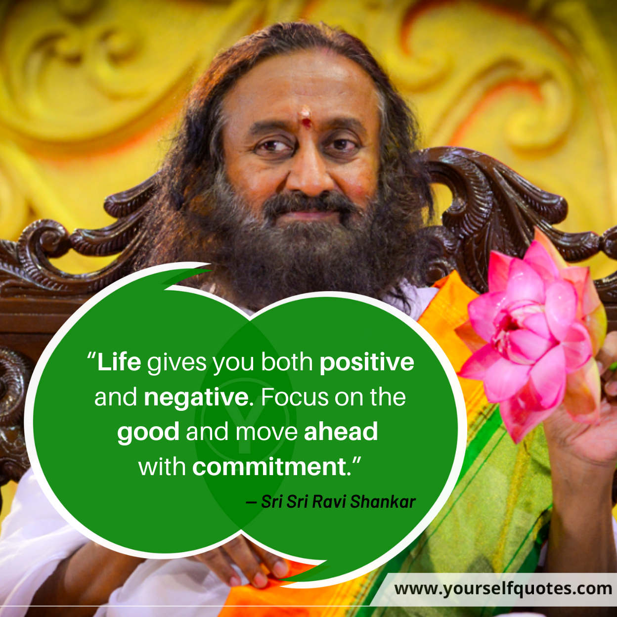 Art of Living Quote Life By Sri Sri Ravi Shankar