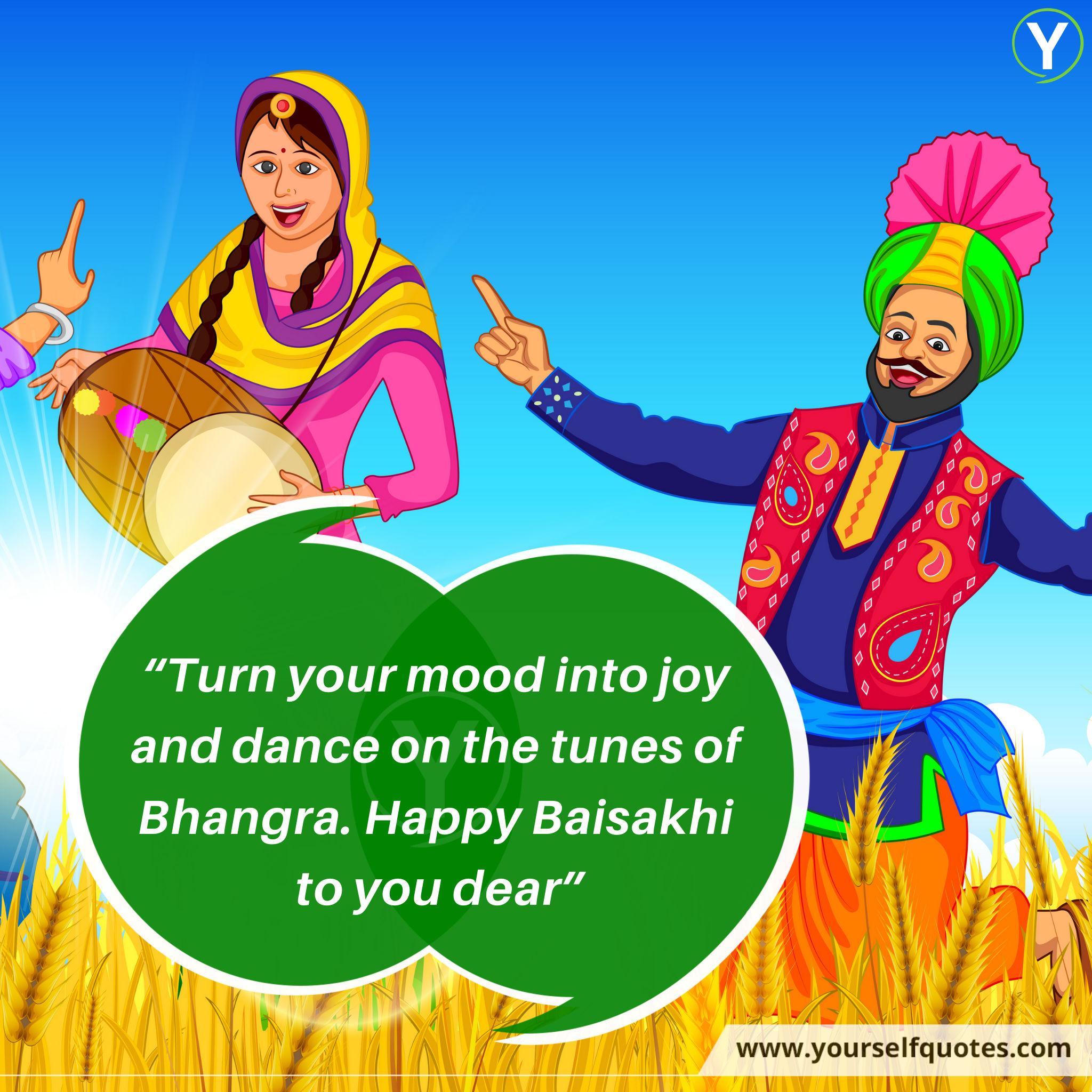 Baisakhi Celebration Quotes