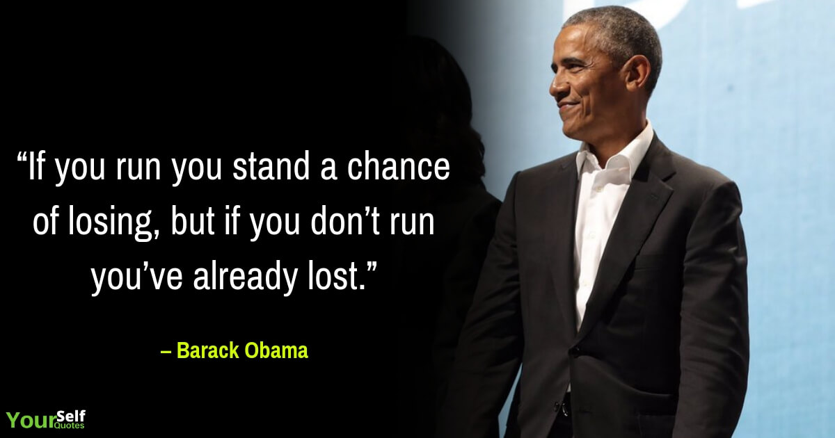 Barack Obama Famous Quotes images