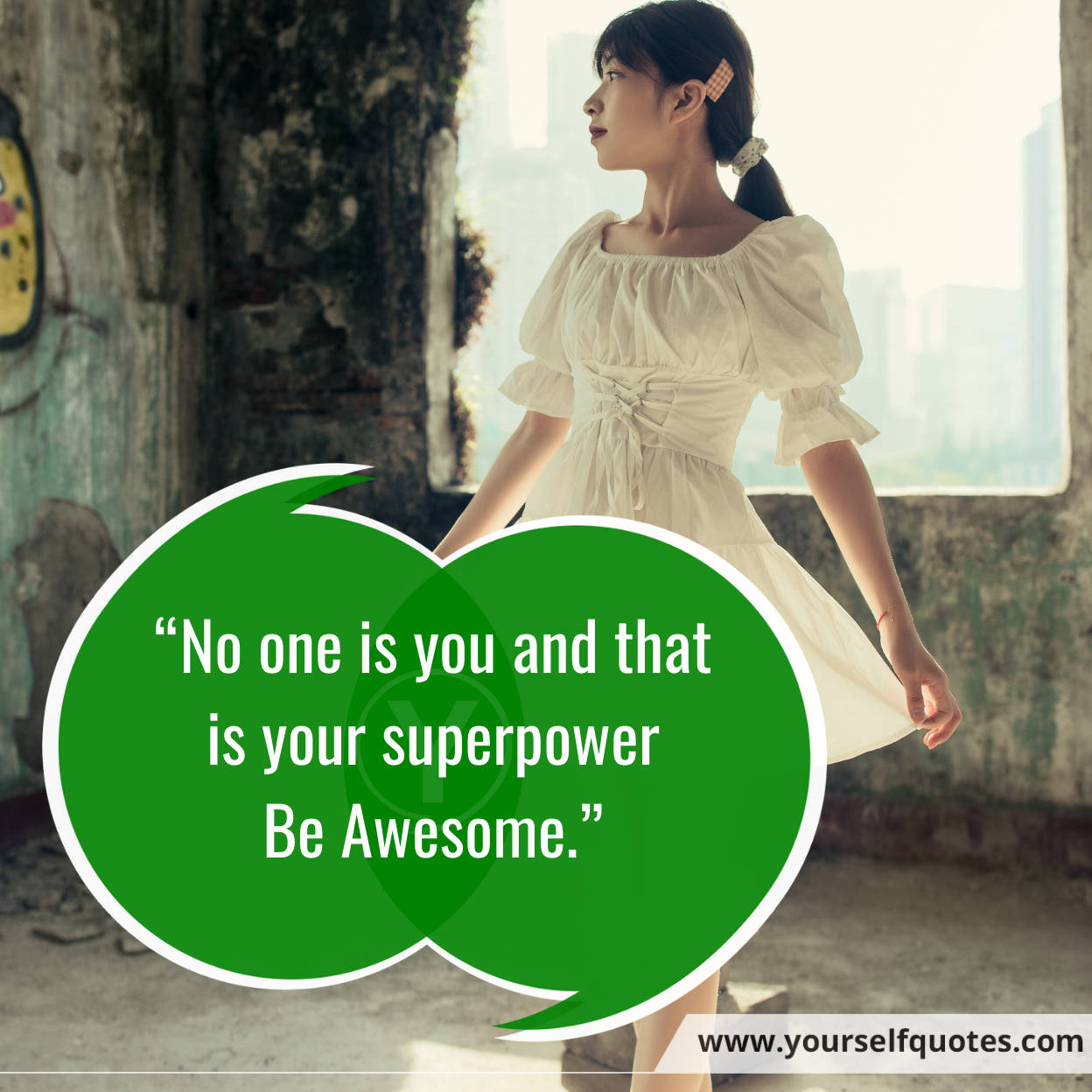 Be Awesome Quotes Images